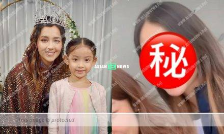 Lisa Marie Tse resembles Grace Chan after losing weight?