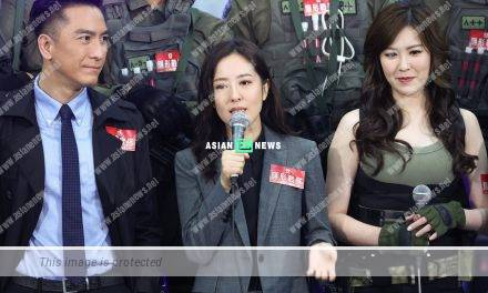 Natalie Tong dismissed about giving pressure to TVB: I have a long contract with them
