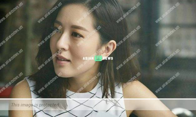 TV Queen Natalie Tong might leave TVB because of decreased opportunities?