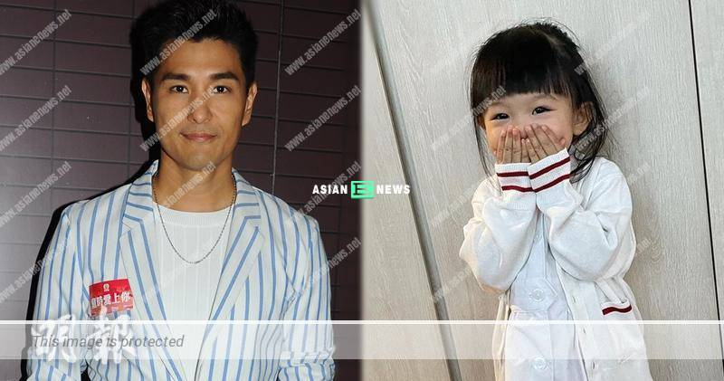 Ruco chan takes his daughter to school: It is a different feeling