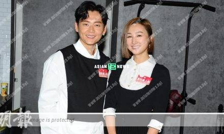 Humble Samantha Ko and Owen Cheung compliment each other