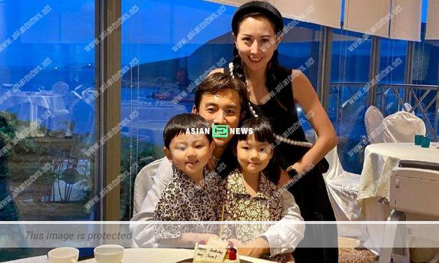 Shaun Tam dismisses about his father Ti Lung is in poor health