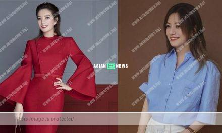 Chinese actress Vicki Zhao name is removed from her drama information