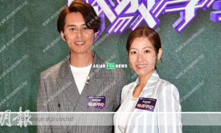 Yoyo Chen shoots her first dubbing commercial; Matthew Ho's acting skills improves