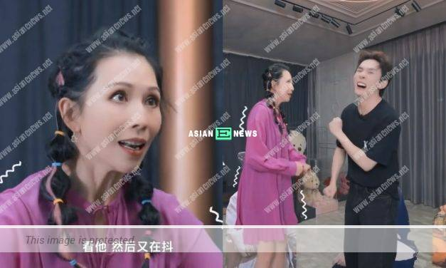 Ada Choi discloses she shivers and feels nervous when filming movie with Stephen Chow