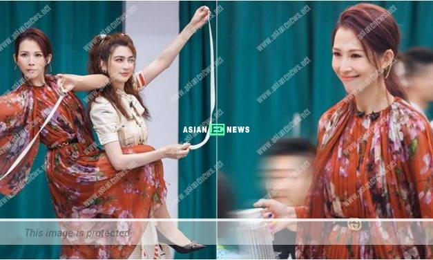 Ada Choi used an extreme slimming method in the past: I eat 3 grapes per meal