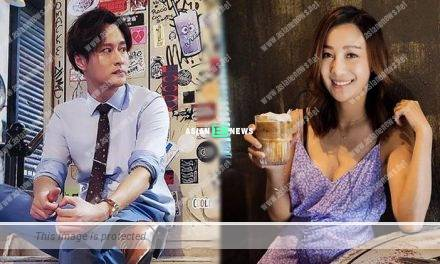 Ashley Chu dismissed about breaking up with Brian Tse