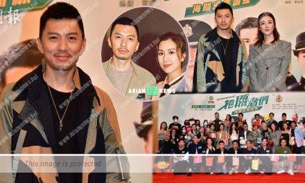 Benjamin Yuen pointed it is a breakthrough after playing on-screen couple with Mandy Wong repeatedly