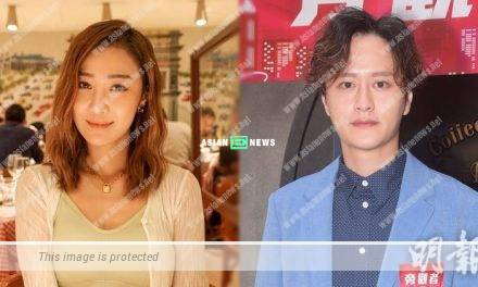 Brian Tse denies about breaking up with his girlfriend Ashley Chu