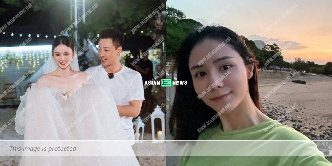 Raymond Lam's daughter is cursed by the netizen; Carina Zhang asks if she is a human
