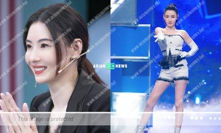 The identity is finally exposed? The father of Cecilia Cheung's third son turns up?