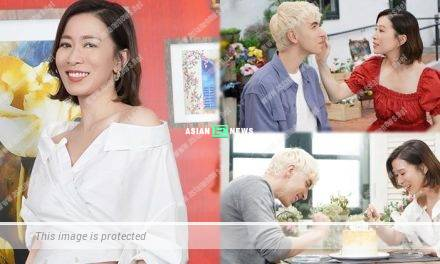 Charmaine Sheh prefers to date mature and talented man