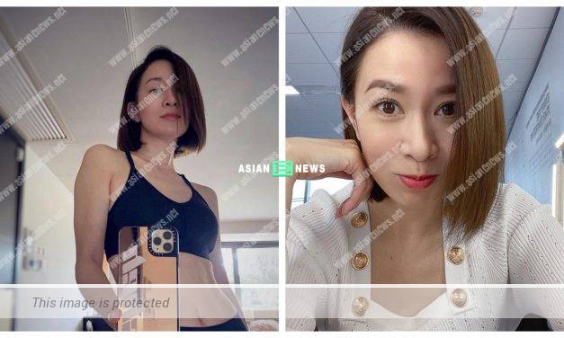 Hardworking Charmaine Sheh does not want to rest on weekend