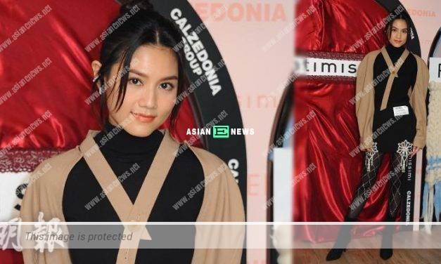 Chrissie Chau expresses her desire to become movie queen
