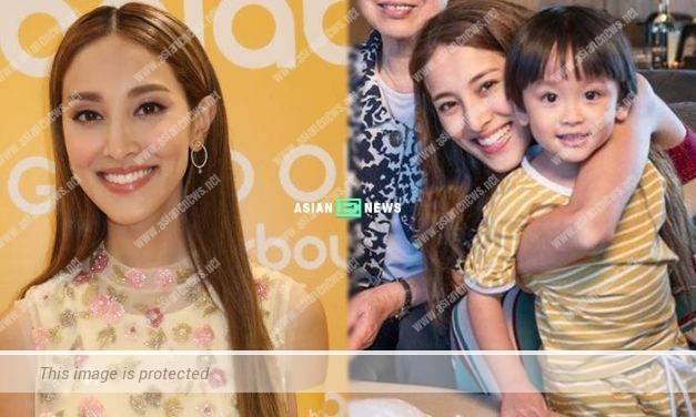 Grace Chan reveals her casual image at home will frighten everybody?