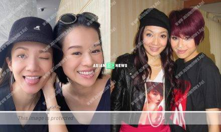 Grace Wong praises Myolie Wu remains young after more than 10 years