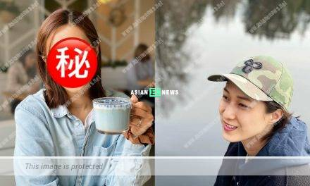 37-year-old Linda Chung looks energetic even without makeup