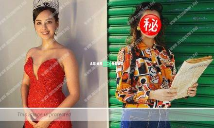 Lisa Marie Tse resembles an Indian girl in vintage look?