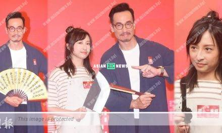 """Moses Chan is known as the most """"friendly"""" artiste; Katy Kung continues to be an action star"""