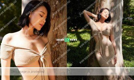 Myolie Wu slims down successfully within 5 months