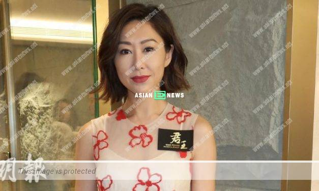 40-year-old Nancy Wu expresses her desire to produce her own drama