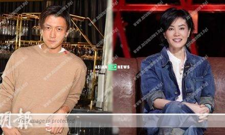 Nicholas Tse confesses Faye Wong and he have no plan to begin a new chapter