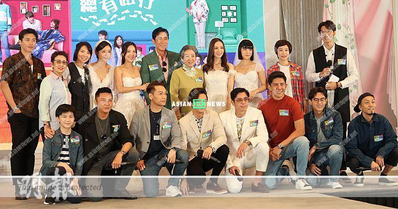 The Kwoks and What drama: Joe Ma is not worried about Matt Yeung's lawsuit affecting the rating record