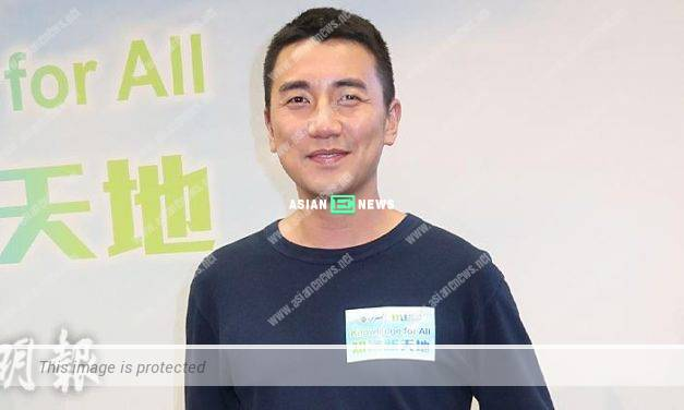 Tony Hung confirms he is participating in TVB new drama Forensic Heroes V