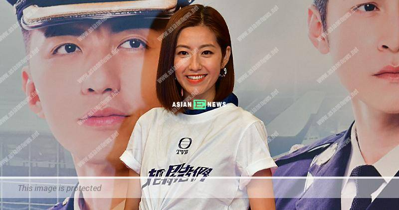 Yoyo Chen dismissed about having a breakdown because of her marriage problems