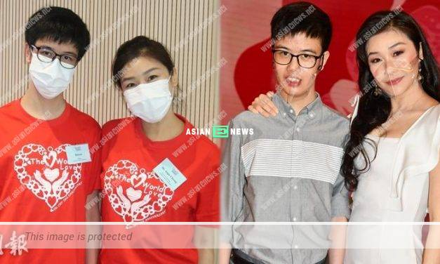 Angie Cheong advises his godson Hanson to date at a later time