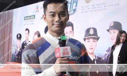 Danny Hung exposes Bosco Wong is very serious once the camera starts rolling
