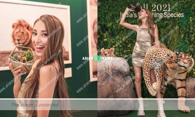 Grace Chan gains weight but looks healthier in her new photos?