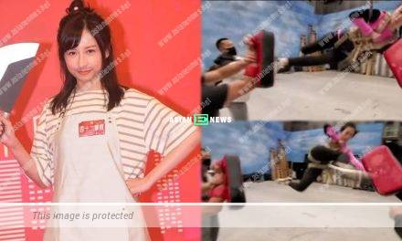 Katy kung loses contact with her friends after filming scenes for 10 days?