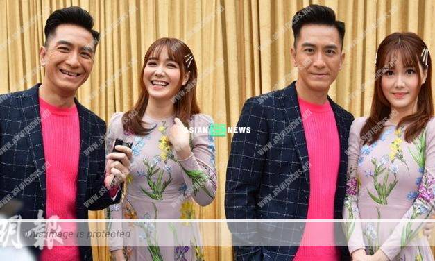 Roxanne Tong sprains her ankle; Kenneth Ma feels she is pregnant
