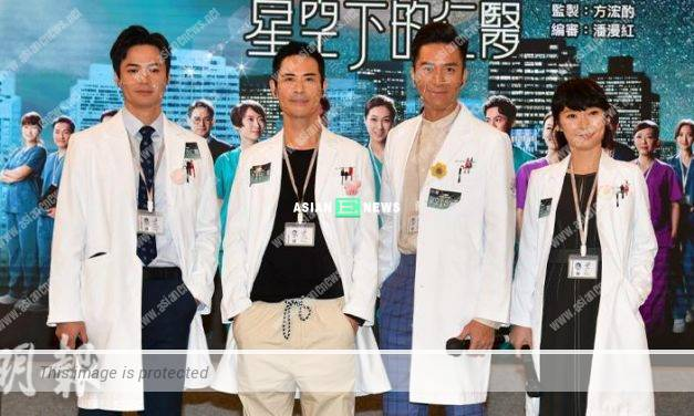 Kenneth Ma exposes Kevin Cheng rushes home to take care of his sons