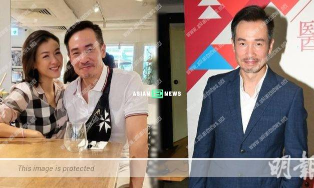 Moses Chan praises his wife Aimee Chan is a healthy food expert