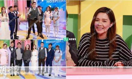 """Better Be Healthy show: Roxanne Tong is """"attacked"""" by the team"""
