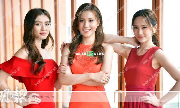 Ms Hong Kong Sabrina Mendes wishes to work with Bosco Wong: He is very good looking