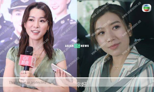 """The Line Watchers drama: Venus Wong admits Mandy Wong and she are """"female leads"""""""