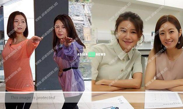 Yoyo Chen is late frequently because of her character?