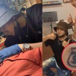 Show Luo provides tattoo service to Daikon?