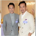 Jason Chan feels happy to shoot commercial with his family