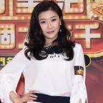 Angie Cheong wishes to have some love luck