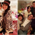 Carina Lau and Zhang Ziyi are good friends and take photo together