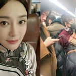 Qin Lan takes the train in order to avoid traffic congestion