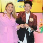 Alfred Hui feels embarrassed when playing a couple with Joyce Cheng