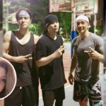 Show Luo cheats on Grace Chow? They continue to play basketball together