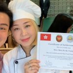 Raymond Wong's wife receives certificate of achievement in Thai cuisine