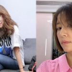 Ruby Lin shows her new hairstyle: Ending marks a new beginning
