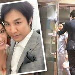 Alice Chan is exposed for cohabiting with her doctor boyfriend